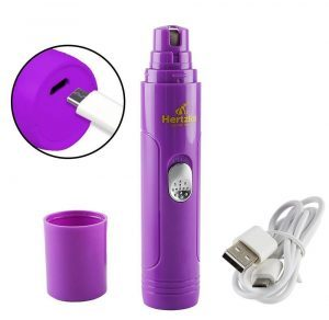 Electric Pet Nail Grinder by Hertzko
