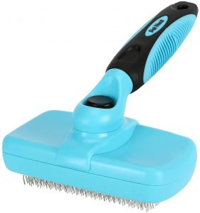 Pet Neat Self Cleaning Slicker Brush